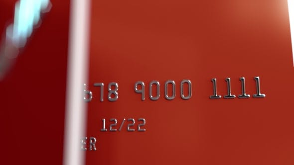 Thumbnail for Turning Red Credit Cards