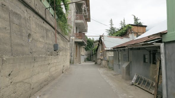Thumbnail for Streets in the Borjomi City - Georgia