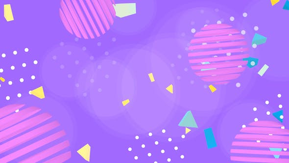 Thumbnail for Pink Fashion Background