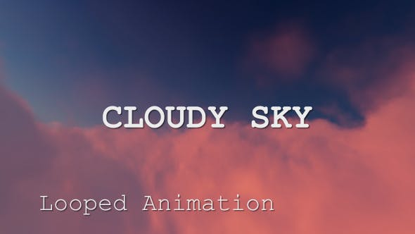 Thumbnail for Cloudy Sky 6