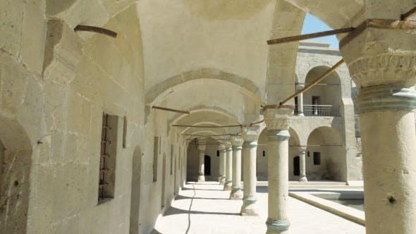 Arch in Rabati Castle - Georgia