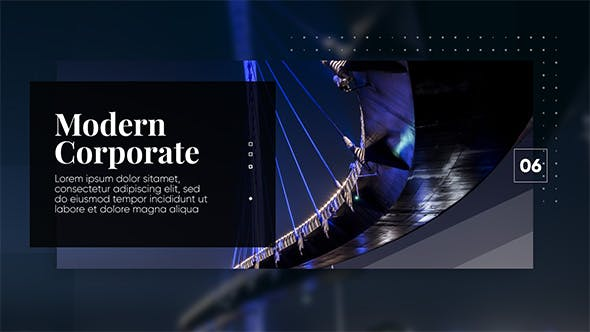 Thumbnail for Clean Corporate - Modern Presentation