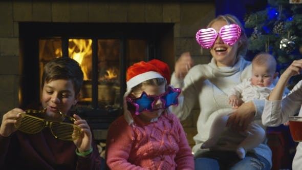 Thumbnail for Friends with Families Celebrating New Year