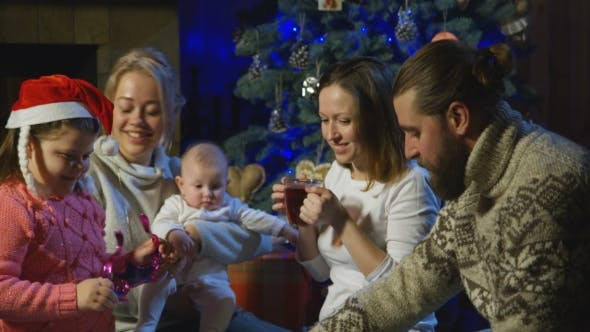 Thumbnail for Families Celebrate Christmas