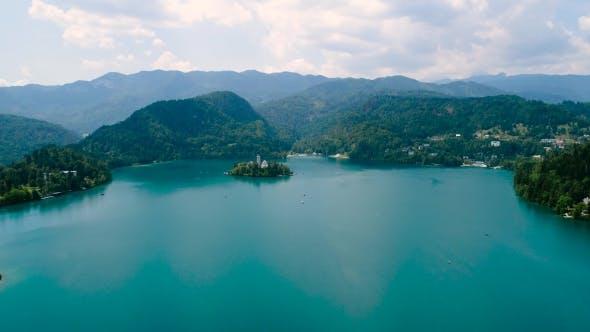 Thumbnail for Slovenia Beautiful Nature - Resort Lake Bled.