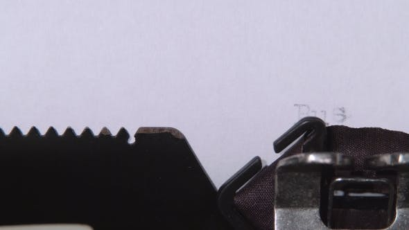 Cover Image for Word Business Plan Printed on a Retro Typewriter
