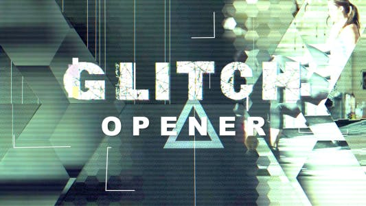 Thumbnail for Hexagon Glitch Opener