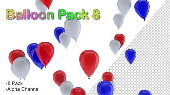 Thumbnail for Balloon Pack 8