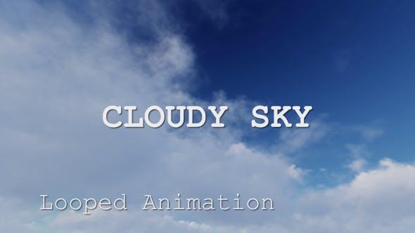 Cloudy Sky 8