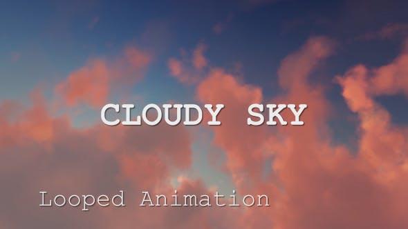Cloudy Sky 9
