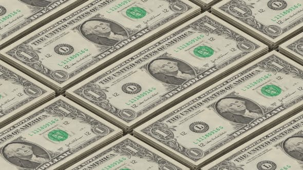 Thumbnail for Dollar Bills Money Background