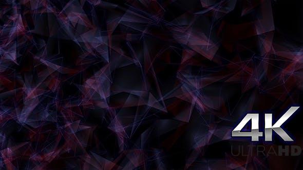 Thumbnail for Magic Polygonal Background Loop