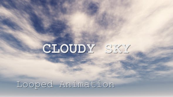 Thumbnail for Cloudy Sky 10