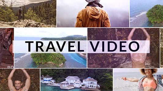 Thumbnail for Vidéo de voyage