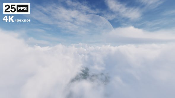 Thumbnail for Mist Cloud 05 4K
