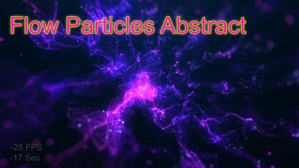 Thumbnail for Flow Particles Abstract