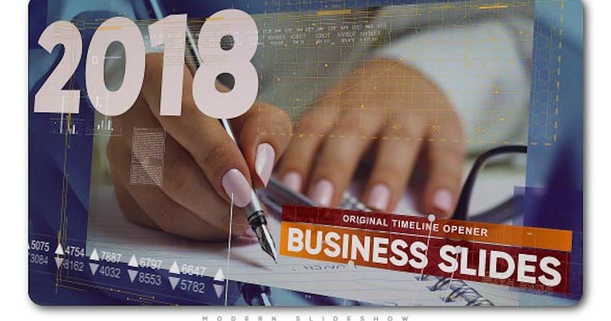 Download Business Timeline Slides by TranSMaxX