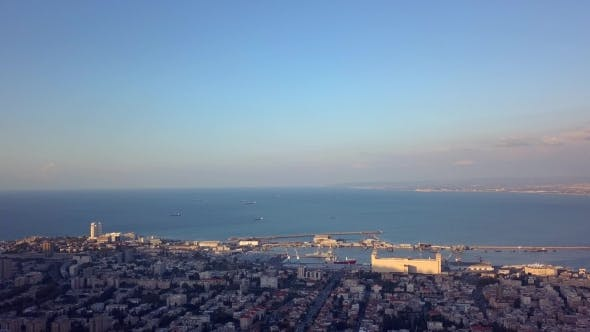 Thumbnail for Flyover of Israel During the Summer
