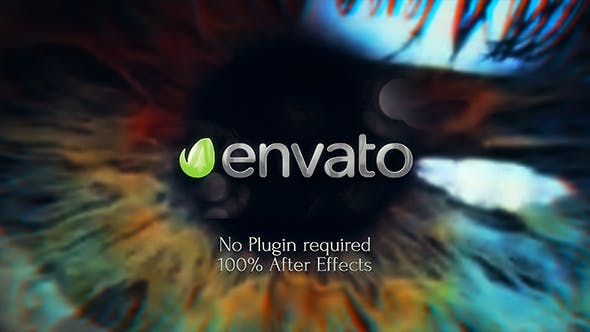 Thumbnail for Eye Logo   After Effects Template