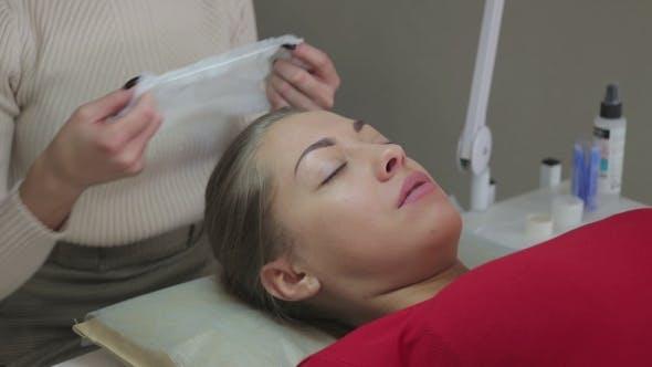 Thumbnail for Eyelash Extension Procedure