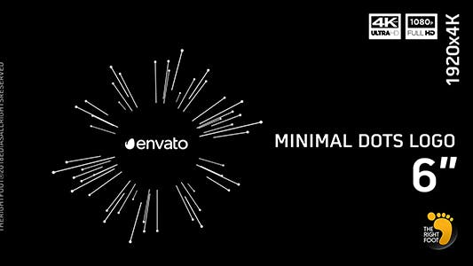 Cover Image for Minimal Dots Logo