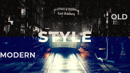 Thumbnail for Old and Modern Styles Opener