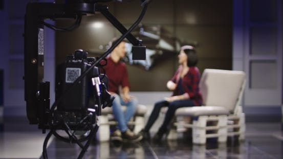 Masters of Show in Telecasting Studio