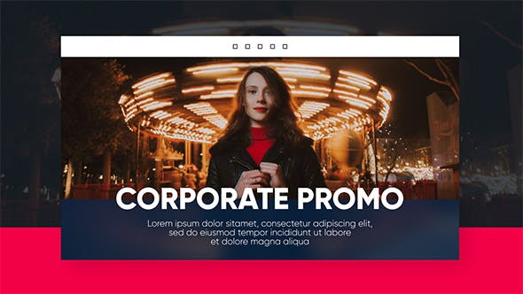 Thumbnail for Corporate Promo - Clean Business