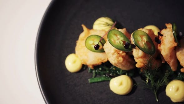 Thumbnail for of Prawn Salad with Jalapeno and Wakame 35
