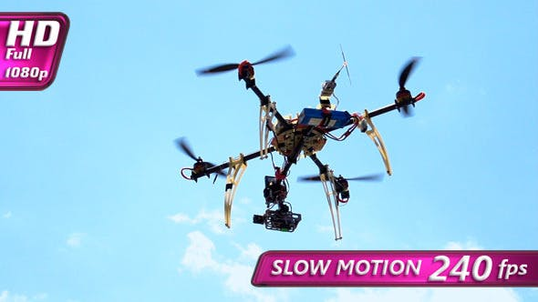 Thumbnail for Quadcopter