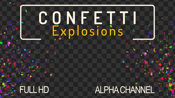 Thumbnail for Confetti Burst