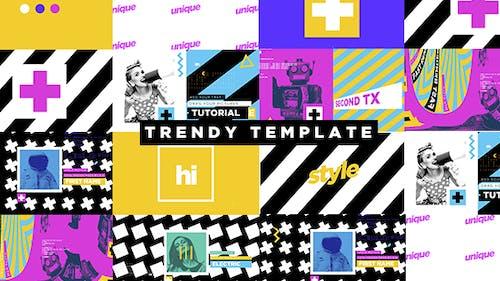 Trendy Template