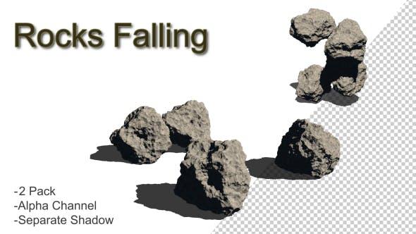 Thumbnail for Rocks Falling