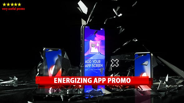 Thumbnail for Energizing App Promo
