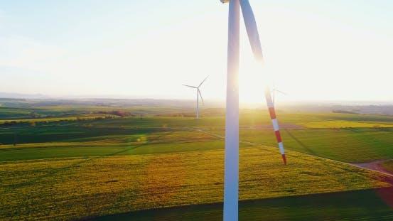 Thumbnail for Energy Concept - Wind Turbines Farm