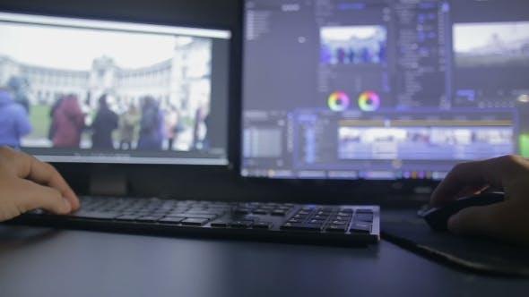 Thumbnail for Video Editing Process