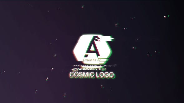 Thumbnail for Cosmic Logo Reveal
