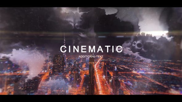 Thumbnail for Ink Cinematic Trailer