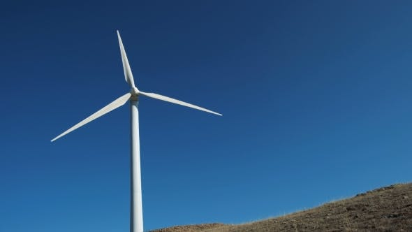 Cover Image for Wind Power Windmill Station Production Energy