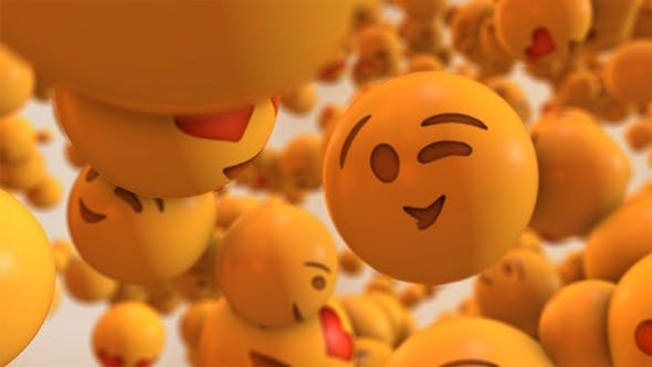 Thumbnail for Emoji Crowd