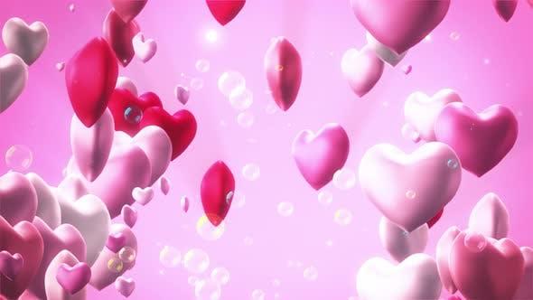 Thumbnail for Valentine Bubble 04 4K