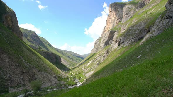 Cover Image for Clean Spring Water Flowing in Brod National Park of Kosovo