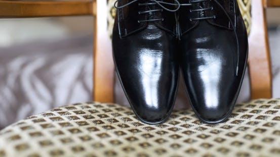 Thumbnail for Black Elegant Shoes