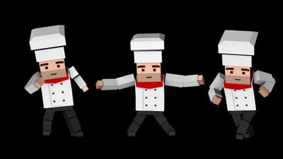 Chef Dancing