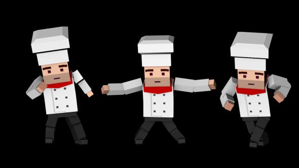 Thumbnail for Chef Dancing
