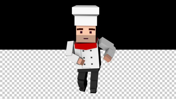 Thumbnail for Chef Funny Dance
