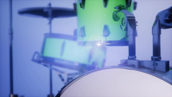Cover Image for Drum Set