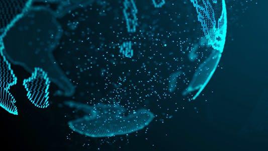 Thumbnail for Particle Planet Erde