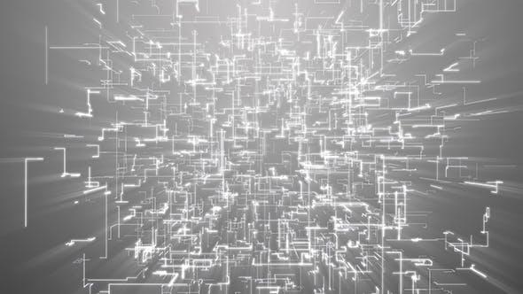 Thumbnail for White Grid Rays