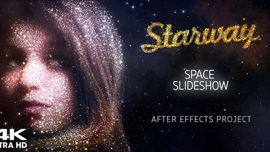 Thumbnail for Presentación de diapositivas de StarWay Space